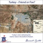 Darrell Castle talks about Turkey's role in defeating the Islamic State in the battle for Kobani.  http://www.castlereport.us/turkey-friend-foe/
