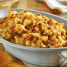 crock pot potato casserole