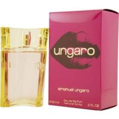 Want to try this UNGARO EAU DE PARFUM SPRAY 3 OZ on DrJays and only for $19.98. Take a look and get 20% off your next order! Exclusions apply.