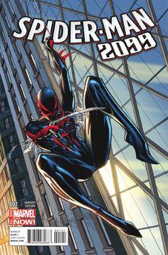 Homem-Aranha-2099-HQ | Galeria | Omelete