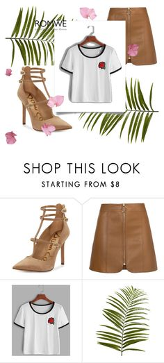 """Bez naslova #46"" by sara-novic ❤ liked on Polyvore featuring Sam Edelman and Pier 1 Imports"