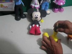part 2 Mickey mouse diy fomy video Minnie Mouse, Fiesta Mickey Mouse, Mickey Mouse Club, Mickey Mouse Birthday, Baby Boy Birthday, Boy Birthday Parties, Mikey Mouse, Disney Junior, All Craft