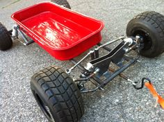 Our Radio Flyer Suspension Upgrade Project Log - Page 2 - evolutionm.net