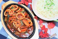 집밥 백선생3 오징어비빔칼국수