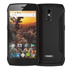 UHANS K5000 5.0 inch IP68 5000mAh 3GB RAM 32GB ROM MT6753 Octa-Core 4G Smartphone