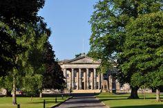 Dollar Academy, Dollar, Clackmannanshire, Ecosse, Grande-Bretagne, Royaume-Uni. #Dollar #school #academy #Clackmannanshire