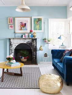 Today's Crush: The Home of Paula and Pete Mills - Enter My Attic