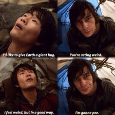 Lol Monty and Jasper!