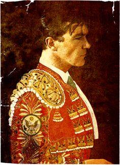 FAZ - Antonio Banderas - illustrated by Burkhard Neie