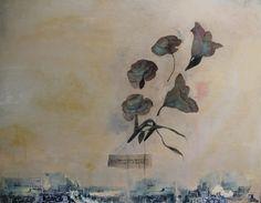 """Saatchi Online Artist Maria Sauzet; Painting, """"OBRA NRO I"""" #art  El amor en los tiempos de Shakespeare."""