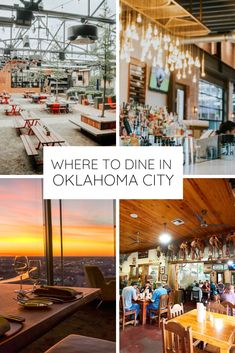 Foodie's Guide To Oklahoma City - 8 Best Restaurants You Shouldn't Miss Route 66 Oklahoma, Stillwater Oklahoma, Tulsa Oklahoma, Travel Oklahoma, Oklahoma City Thunder, Nebraska, Oklahoma City Restaurants, Top Restaurants, Oklahoma Sooners Football