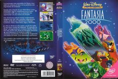 DVD  Fantasía 2000 - Clásico N° 38