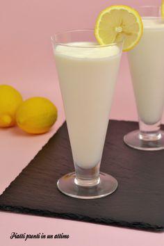 MOUSSE AL LIMONE: un dessert perfetto per rinfrescare queste calde giornate estive...