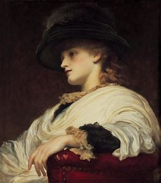 Dorothy Dene by Lord Frederic Leighton