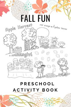 Learn about Fall and have fun with your preschoolers with this FREE Fall Fun Activity Book from Reading to Discover. Explore different Fall traditions with your littles while you make some memories together. Repin and click through for this free download. #readingtodiscover #fall #autumn #fallfun #preschoolathome #inthistogether #preschoolactivities #homeschoolpreschool #homeschool #freebie #freeprintable Preschool Activity Books, Fun Fall Activities, Preschool At Home, Alphabet Activities, Book Activities, Preschool Crafts, Crafts For Kids, Learning The Alphabet, Toddler Learning