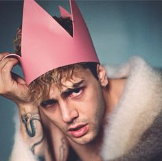 Xavier Dolan L'Uomo Vogue December