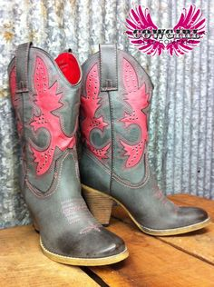 Cowgirl Clad Company - Gray