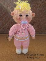 Z wątkami i szalonymi: Baby ze zdejmowanym smoczkiem Crochet Amigurumi Free Patterns, Crochet Fox, Crochet Dolls, Amigurumi Toys, Stuffed Toys Patterns, Doll Patterns, Kids And Parenting, Crochet Projects, Fun Crafts