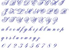 Free Embroidery Font Downloads | Machine Embroidery Downloads: Designs & Digitizing Services from ...
