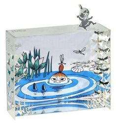 Little My Mini World Magnet Tove Jansson, Little My, Just In Case, Magnets, Tapestry, My Love, Gifts, Design, Amazing