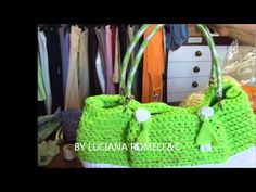 ▶ BORSE UNCINETTO 3° VIDEO by www.merceriaclaretta.com - YouTube