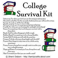Investing in survival gear can significantly improve your chances of surviving a natural disaster. You should put together an extensive survival kit and Graduation Gifts For Guys, Grad Gifts, High School Graduation, Graduation Ideas, Diy Gifts, Graduation Cards, Birthday Present For Boyfriend, Presents For Boyfriend, Boyfriend Gifts