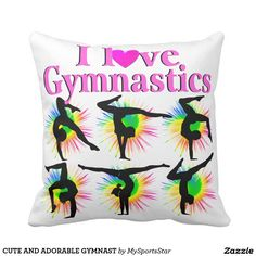 CUTE AND ADORABLE GYMNAST Calling all Gymnasts! Enjoy the best selection of Gymnastics Tees & Gifts from Zazzle.  15% Off Sitewide Use Code: SPRINGLOVE17      http://www.zazzle.com/mysportsstar/gifts?cg=196751399353624165&rf=238246180177746410   #Gymnastics #Gymnast #Gymnastgift #Gymnastgirl