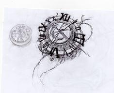 Diseño de Reloj - ZonaTattoos