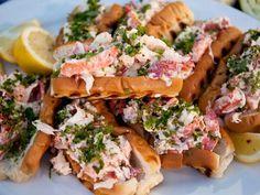 Classic Lobster Roll Recipe by Mark Gaier and Clark Frasier - ABC News