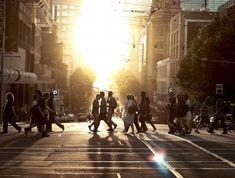 Street photography by Melbourne, Australia based photographer ThaiHoa Pham.