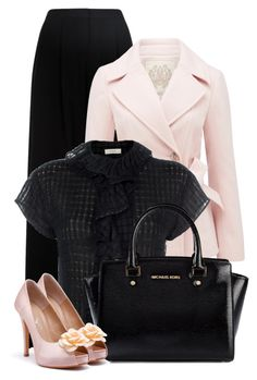Untitled #4129 by cassandra-cafone-wright on Polyvore featuring polyvore, fashion, style, Paul Smith, Forever New, Monsoon and MICHAEL Michael Kors
