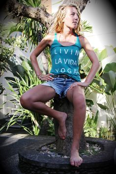 Check out lolo sōl on Etsy! www.etsy.com/shop/lolosol  Follow @lolo_sol_ on Instagram for the latest styles! Perfect gifts for your free-spirited friends and family :))) #livinlavida #yoga #wanderlust #boho #travel #namaste 3.7 Teal Triblend Racerback Tank. Soft. Feminine. Yoga. by lolosol
