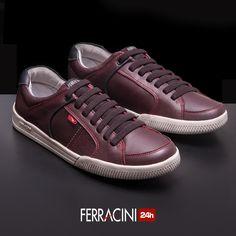 A linha Snap possui maior amortecimento e aderência ao caminhar.  Compre aqui:http://bit.ly/2tK7ONV    #ferracini24h #shoes #cool #trend #brasil #manshoes