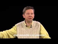"""Eckhart Tolle - ITA """"Come interrompere l'abitudine di pensare eccessivamente?"""" - YouTube"""