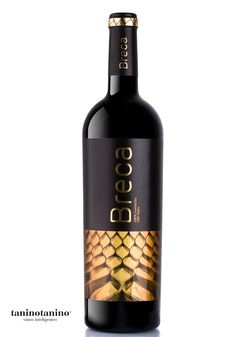 BRECA - TANINOTANINO VINOS INTELIGENTES - VINOS MAXIMUM Photo by #winebrandingdesign