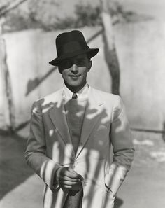 Phillips Holmes, 1933, photo by George Hoyningen-Huene