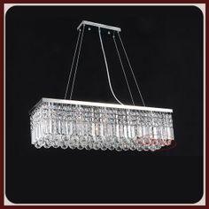 2013 Modern Rectangle Crystal Lighting - Buy Crystal Lighting,Rectangle Crystal Light,Modern Crystal Light Product on Alibaba.com