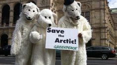 Greenpeace to Collect 1 Mln Signatures to 'Save Arctic'