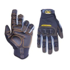 Hankshaw says: These are my warm weather EDC gloves.   For jobs where your hands get heavy into the action, our Demolition XC™ gloves provide extra protection and added durability with our XtraCoverage™ palm and TPR molded knuckle and finger pads, plus they have a breathable mesh spandex back for comfort.