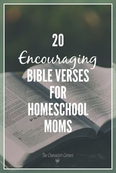 20 Encouraging Bible