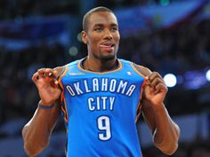 Serge Ibaka - My Thunder crush!