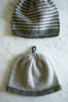 Hats for Newborns | The Purl Bee