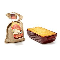 stoneware bread baker with beer bread mix...