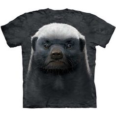 Honey Badger Tee Adult, $12, now featured on Fab.