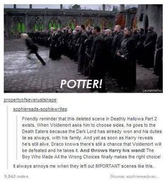 Harry Potter and Draco Malloy Images Harry Potter, Harry Potter Jokes, Harry Potter Fandom, Harry Potter World, Harry Potter Deleted Scenes, Drarry, Voldemort, Geeks, No Muggles