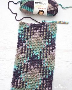 Have you heard of planned color pooling?! Many variegated yarns have a repeating…