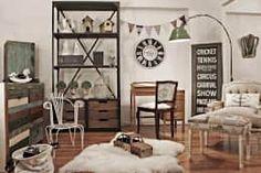 Chambre d'enfant de style de style Rustique par Estación Ortiz