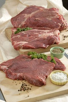 Herb and Garlic Marinade for Chuck Steak | Amazing Sauces and Marinades