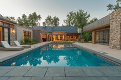 Page not found - TreeLine Homes, Inc. Mountain Home Exterior, Mountain House Plans, Barn House Design, Dream Home Design, Old Country Houses, Rustic Houses Exterior, Modern Ranch, Modern Farmhouse Exterior, Courtyard House