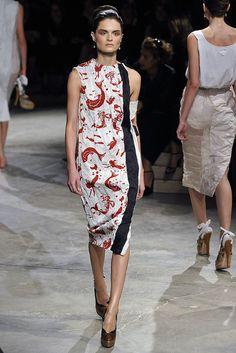 Prada Spring 2009 Ready-to-Wear Fashion Show - Anouck Lepère